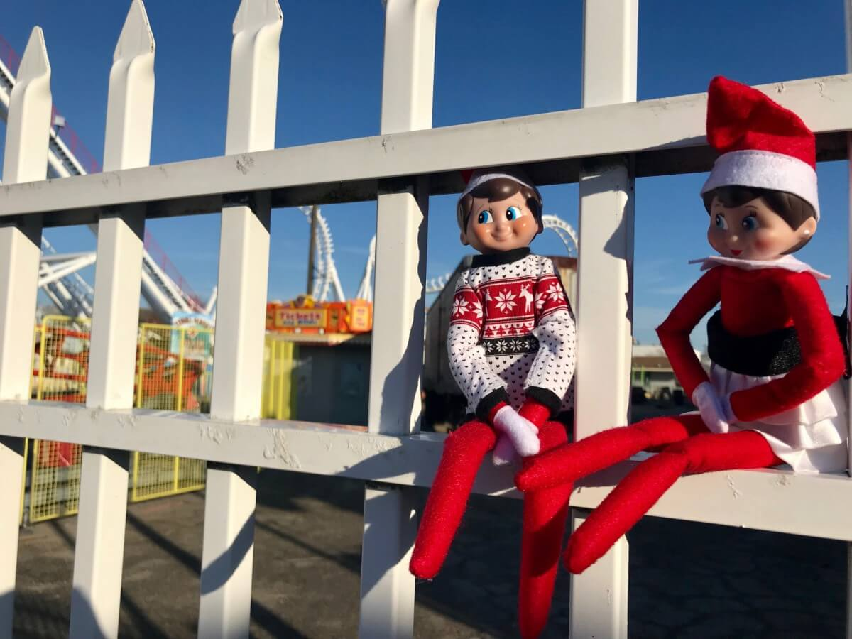 Ocean City elves trimper's