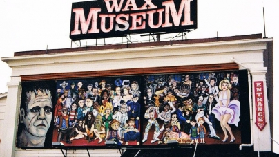 Ocean City Oddities: Boardwalk Memories in Wax