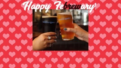 FeBREWary is coming;  Plan your Beercation for Leap Day!