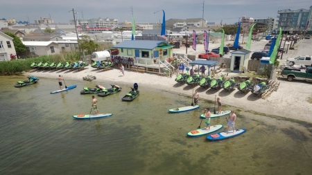 Join in on the Summer Fun at Odyssea Watersports!