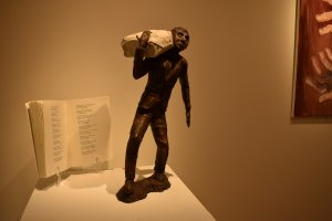 Brianna Sorenson sculpture