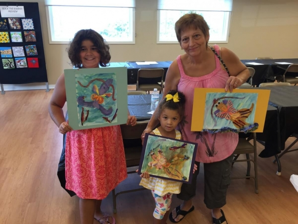 Free and fun activities this spring at the Ocean City Center for the Arts