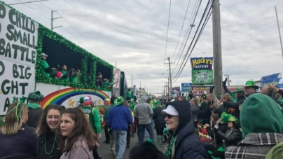 Expect Traffic Delays, Heavy Pedestrian Traffic During St. Patrick's Day Festivities