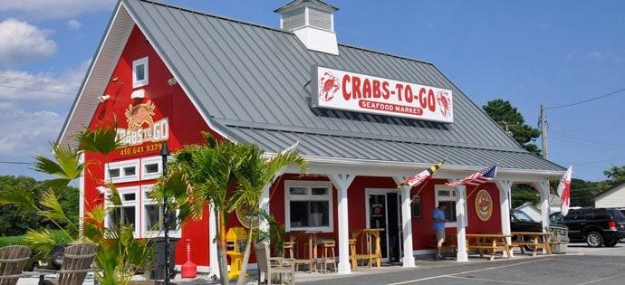 1505 crabs to go