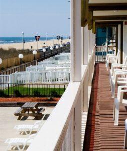 Seabony Porch, Ocean City
