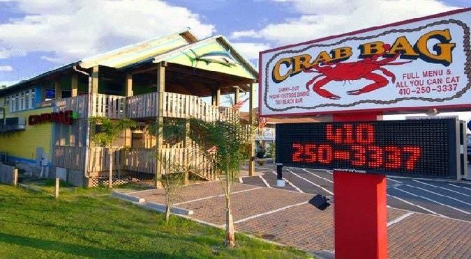 2014 crab bag