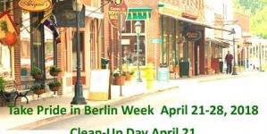 Show your Berlin pride: Take Pride in Berlin Week April 21 – 28