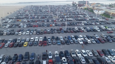 Reminder: Pay By Plate Parking Enforced at Inlet Parking Lot, Streets & Municipal Lots