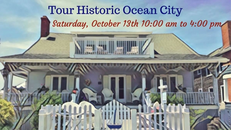 Take a Historic Home Tour of Ocean City