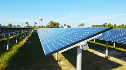Construction begins on solar array just outside Ocean City