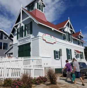Life-Saving Station Museum Set To Take Over Old Bank of OC