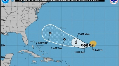 Hurricane Florence moving toward East Coast, could hit Maryland (Updated 9/11/18)