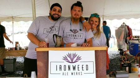 Ironweed Ale Werks makes its debut in Ocean City