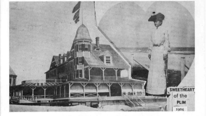 Ocean City History: Photos of the Plimhimmon Hotel (Plim Plaza) Over the Centuries