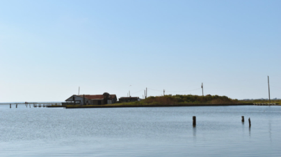 Abandoned Eastern Shore: Exploring George Island Landing