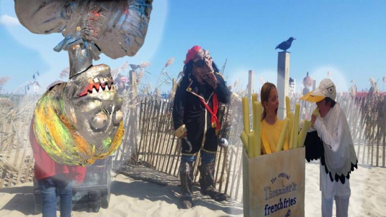 10 Ocean City-Inspired Halloween Costumes