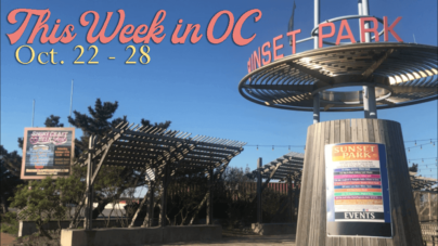 This Week in OC: O.C.toberfest! Paranormal Investigations! A craft beer festival! And more…