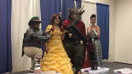 Nerding out at Ocean City Comic Con 2018