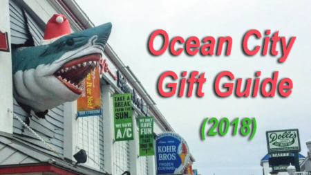 A gift guide for the Ocean City lovers in your life