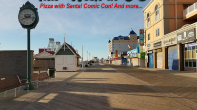 This Week in OC: Pizza with Santa, Comic Con and more