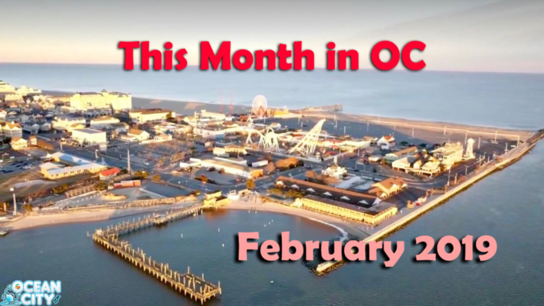This Month in Ocean City: Events, Things to Do this February