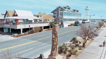 Early Spring in Ocean City