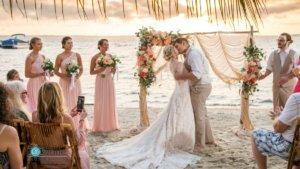 princess bayside wedding