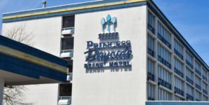Feel like royalty this summer at the Princess Bayside