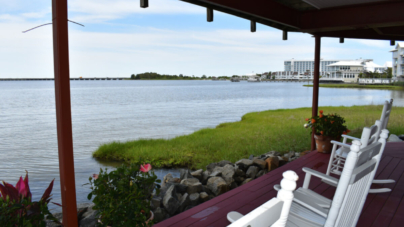 It's all in the details at the Lighthouse Club on Fager's Island