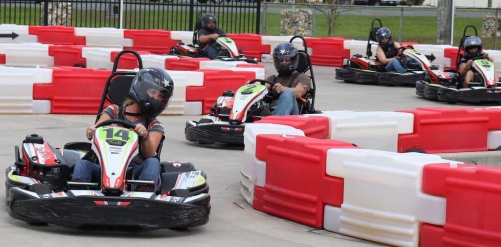 Pro Track Go Karts