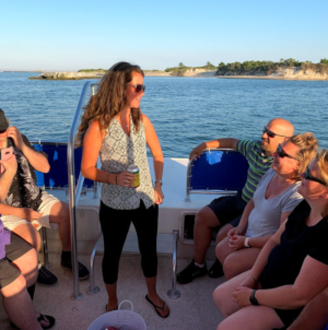 Experience Ocean City's First Shore Craft Beer Cruises Aboard the OC Bay Hopper