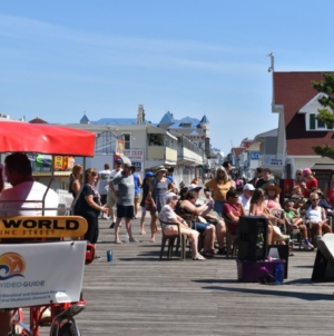 This Week in Ocean City: Staying safe in the surf and sand