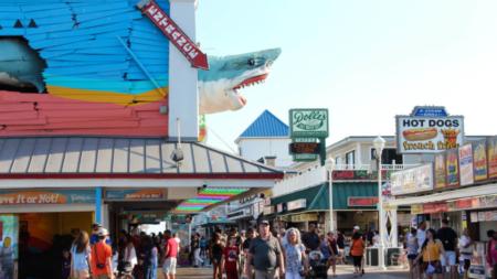 Best of the Ocean City Boardwalk 2019