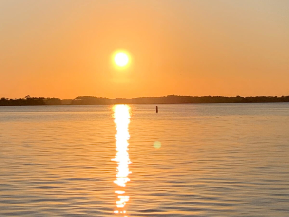 Sunset in Ocean City