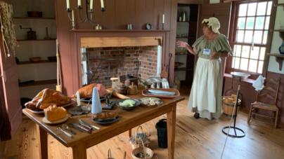 Rackliffe House: Colonial Fair, Sunday, October 13, 2019