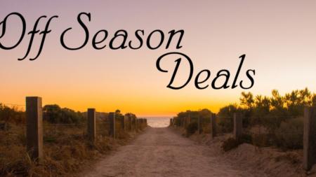 Off Season Specials in Ocean City