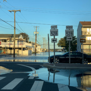 Tidal/Coastal Flooding Predicted 10/11/19 During Cruisin' Weekend in Ocean City