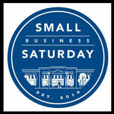 Small Businesses Saturday, November 30, 2019