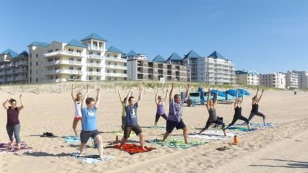 Ocean City: Fitness