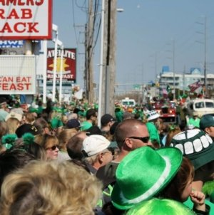 Ocean City St. Patrick's Day Parade Cancelled Due to Coronavirus Precautions