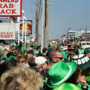 Ocean City St. Patrick's Day Parade Cancelled Due to Coronavirus Precautions