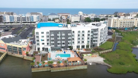 Aloft Ocean City Giveaway