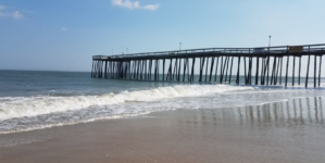 The Ocean City Fishing Pier