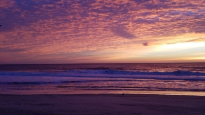 Good Morning Ocean City!