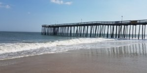 The Ocean City Fishing Pier