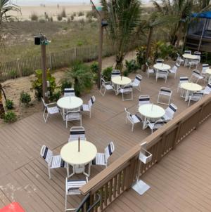 Restaurants in Ocean City Open for Outdoor Dining
