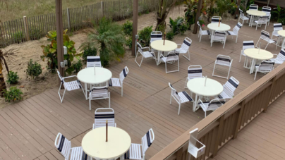 Restaurants in Ocean City Open for Outdoor Dining