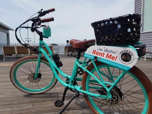 Pedego Electric Bikes Store Owner Reacts to Boardwalk E-Bike Ban