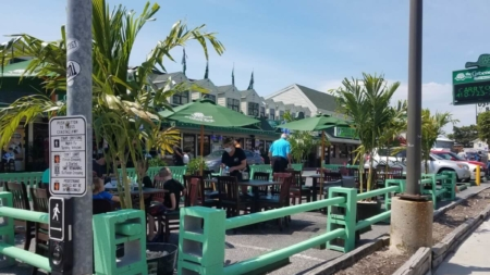 Mayor Meehan and Council Members Discuss Outdoor Dining