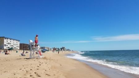 Ocean City Beach and Boardwalk Activities